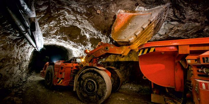 macchine da miniera